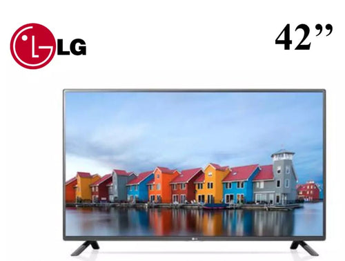 "LG 42"" LED 1080p Flat Screen TV"