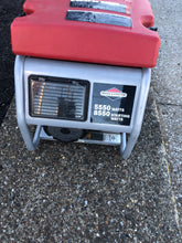 5550 Watt Briggs and Stratton Generator