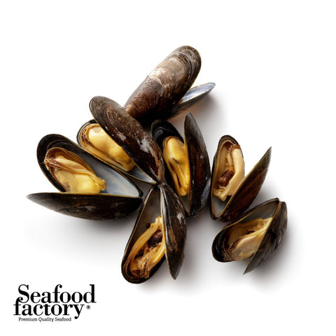 Spanish Full Shell Mussels 1000 gm