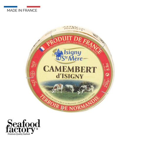 Camembert D'Isigny Cheese - 250 gm