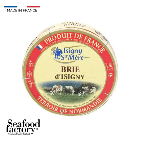 Brie D'Isigny Cheese 350 gm