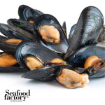 Greek Full Shell Mussels - 1000 gm