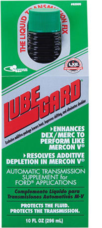 LUBEGARD AUTOMATIC TRANSMISSION SUPPLEMENT FOR FORD
