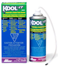 LUBEGARD EVAPORATOR AND HEATER FOAM CLEANER KOOL-IT 96030