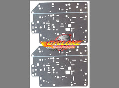 Ford CD4E Transmission Valve Body Paper Gasket Set F3RZ-7D100-A 96320 X2