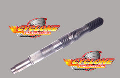 700R4 4x4 Tail Output Shaft 4WD