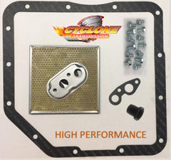 Turbo 350 Filter and FARPAK Gasket Kit with Bolts and Dipstick Grommet
