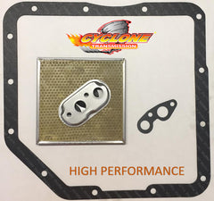 Turbo 350 Filter and FARPAK Gasket