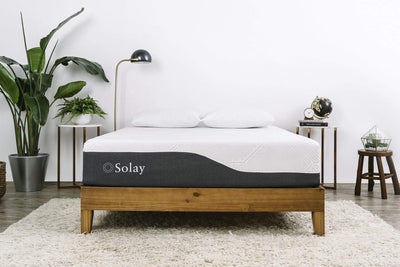 Solay Luxury Hybrid Mattress