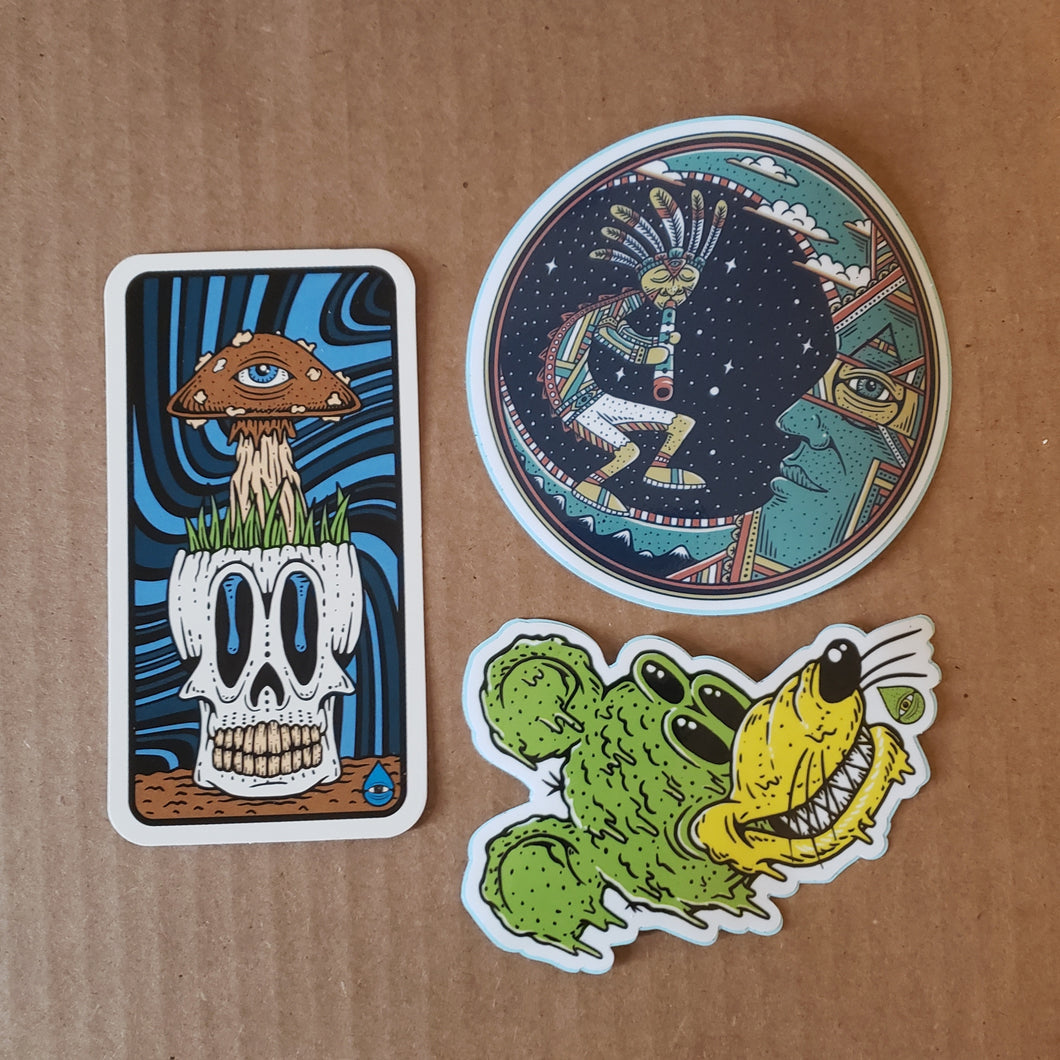 Misc. Sticker pack