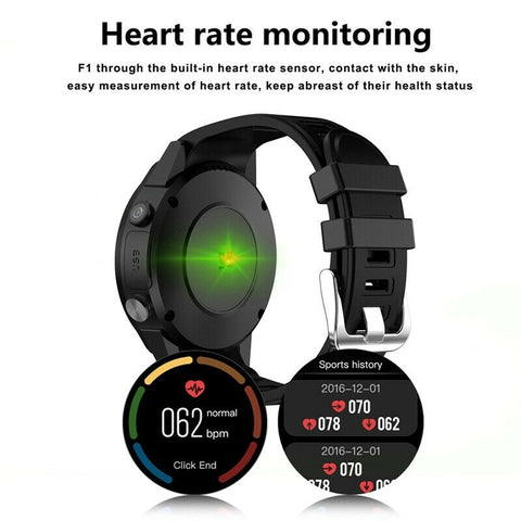 f1 Heart rate monitor