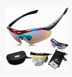 0089 outdoor sports with a bike / bicycle gear box myopia goggles Sunglasses Polarized riding glasses