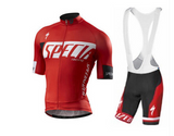 Specialized Summer Cycling Short Sleeved suit for men and women