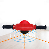 Roulette abdo 360° - antiskid wheel fitness equipment