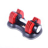 Detachable dumbbell