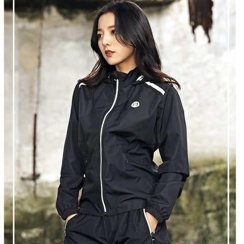 2 Pieces professional sweat suit sport for woman