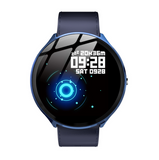 Multiple Sports running smart watch with health rate and blood pressure monitoring