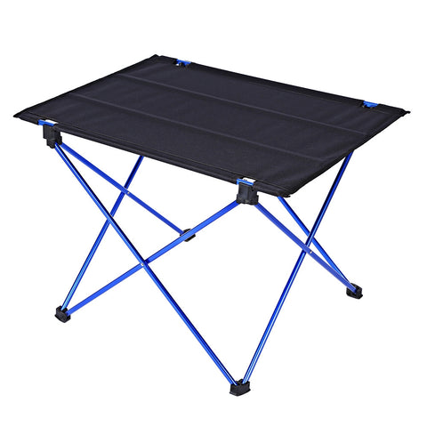 Aluminum Alloy Folding Table for Outdoor Camping