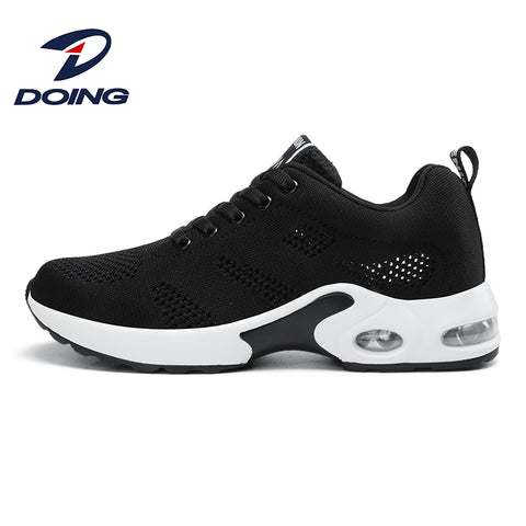 2018 New Trend Custom Youth Knitted Breathable Comfort Women Air Sport Running Shoes Sneakers - Buy Sneakers Women