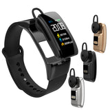 B31 Bluetooth Earphone Smart Bracelet with Heart Rate and Blood Pressure Monitoring