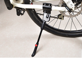 Bicycle support foot