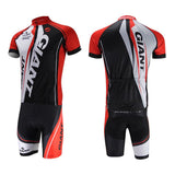 Giant Cycling Short Sleeve Jersey and Pant Set