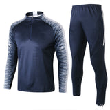 Polyester tracksuit training jersey sportwear for man