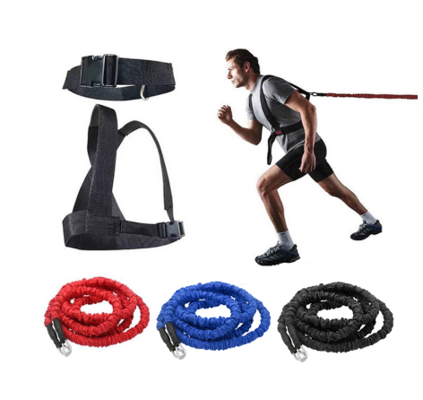 Running speed resistance band