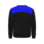 Striking Arrow Sweatshirt - Men's Rib Cuff Crew Neck Sweatshirt