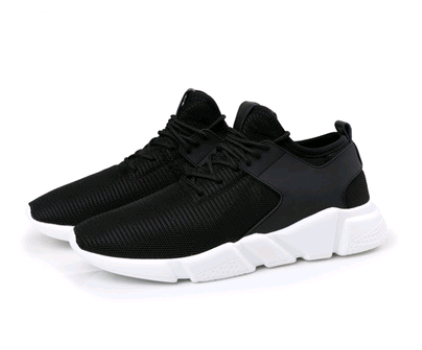 Stylish Breathable Mesh Casual Running Shoes for Men