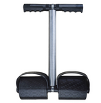 Fitness ankle spring pedal puller