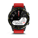 GPS+ positioning heart rate monitoring outdoor smartwatch