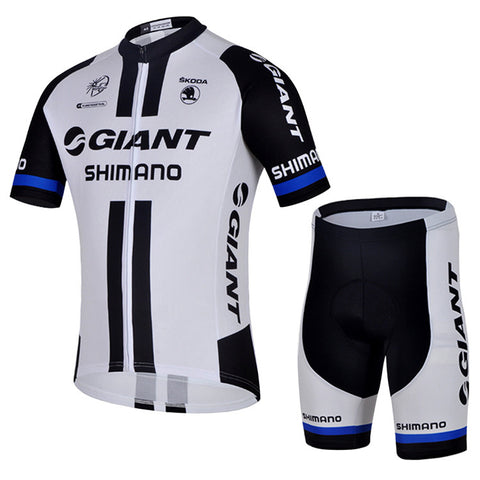 Short sleeve cycling suit