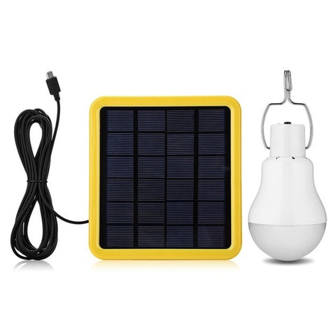 LightMe LED Solar Light Sensor Solar Powered Lamp