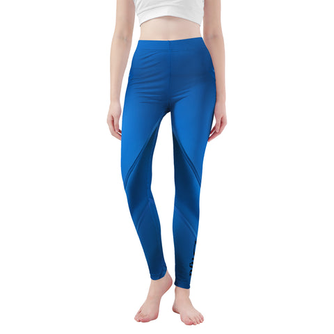 On-the-move Yoga Leggings