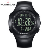 North Edge 2018 Male Sport Watches Fishing Running Water Resistant 100 M Digital Smart Watch - Buy Water Resistant 100 M Watch Product on Alibaba.com
