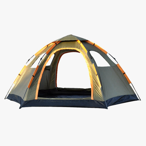 Three Seconds Quick Opening Camping Tent Easy Folding Portable Pop Up Outdoor Canopy Glamping Tent - Buy Tent