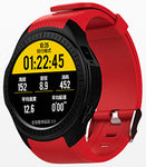 Heart Rate Monitor Gps Smartwatch Android with touch screen