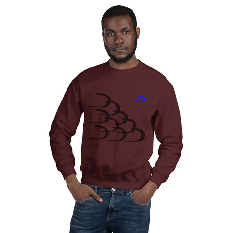Dilfa Unisex Fashion Casual Sweatshirt