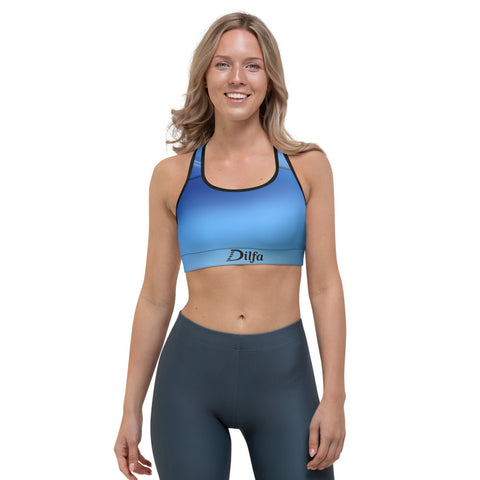 On-the-move Sports bra