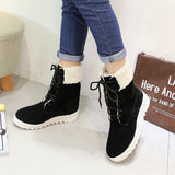 Women's Suede High Heel Boots for Winter
