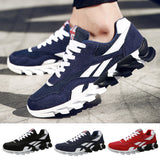 Men Running Sneakers Lightweight Gym Sneakers Casual Mesh Shoes Sneakers Shoes