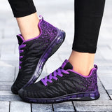 Women Sneakers Comfortable and Breathable Running Shoes
