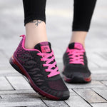 NEW! Women Sneakers Comfortable and Breathable Running Shoes