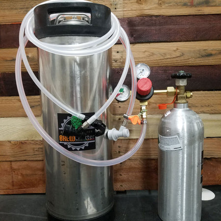 Kegging Your Homebrew:  The Complete Guide