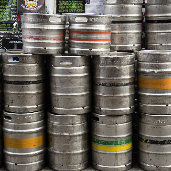 How Many Beers In A Keg?