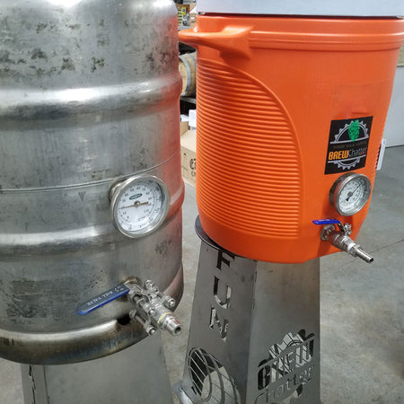 Building a Mash Tun with Style