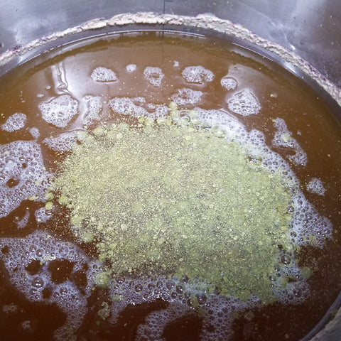 Dry Hops in Homebrewed Cream Ale