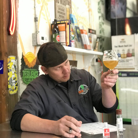 Tasting and American Pale Ale / IPA