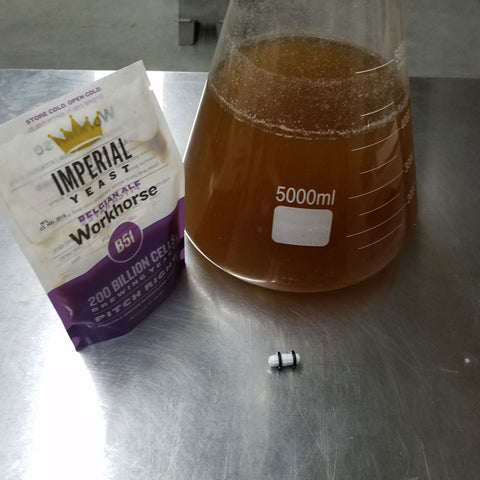 Imperial Organic Yeast Starter